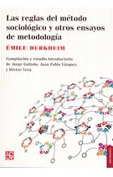Papel LAS REGLAS DEL METODO SOCIOLOGICO Y OTROS ENSAYOS DE METODOL