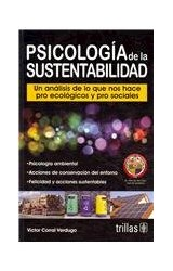 Papel PSICOLOGIA DE LA SUSTANTIBILIDAD