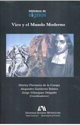 Papel VICO Y EL MUNDO MODERNO