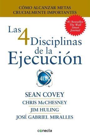 E-book Las 4 Disciplinas De La Ejecución