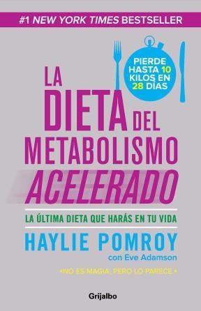 E-book La Dieta Del Metabolismo Acelerado (Colección Vital)