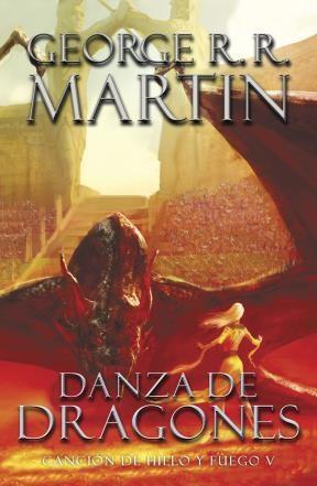 E-book Danza De Dragones (Canción De Hielo Y Fuego 5)