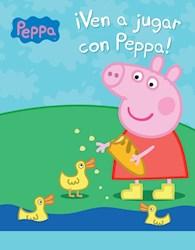 Libro Ven A Jugar Con Peppa