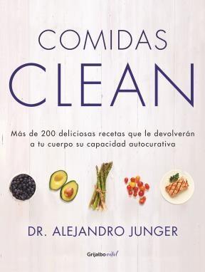 E-book Comidas Clean (Colección Vital)