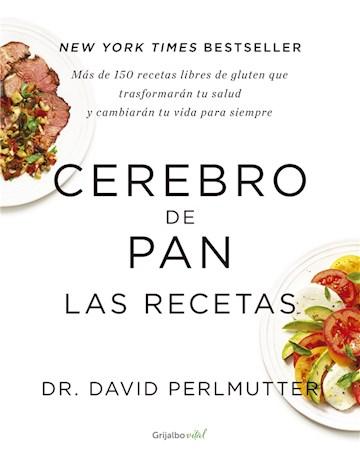 E-book Cerebro De Pan. Las Recetas (Colección Vital)