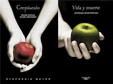 E-book Crepúsculo. Décimo Aniversario / Vida Y Muerte Edición Dual (Saga Crepúsculo)