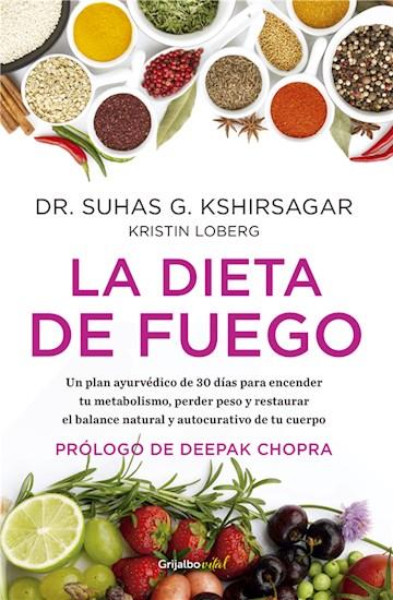 E-book La Dieta De Fuego (Colección Vital)