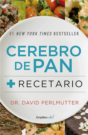 E-book Paquete Cerebro De Pan + Recetario (Colección Vital)