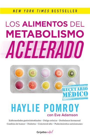 E-book Los Alimentos Del Metabolismo Acelerado (Colección Vital)