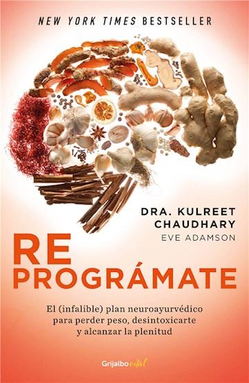 E-book Reprográmate (Colección Vital)