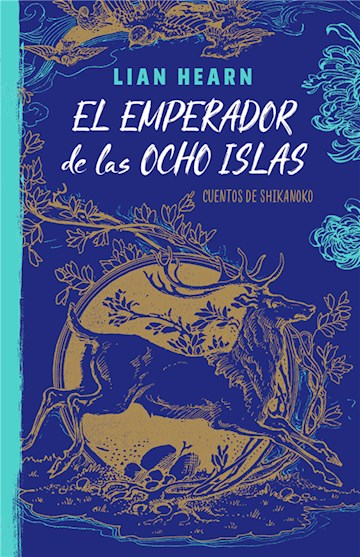 E-book El Emperador De Las Ocho Islas (Leyendas De Shikanoko 1)