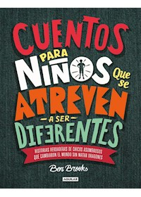 Papel Cuentos Para Niños Que Se Atreven A Ser Diferentes (14+)