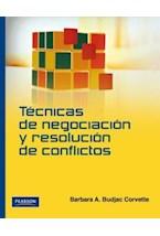 E-book Técnicas de negociación y resolución de conflictos