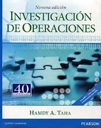 Libro Investigacion De Operaciones