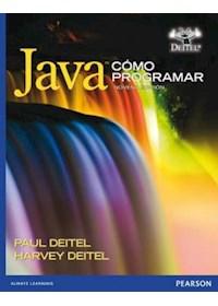 Papel Como Programar En Java 9/Ed.