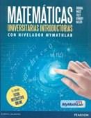 Libro Matematicas Universitarias Introductorias Con Nivelador Mymathlab