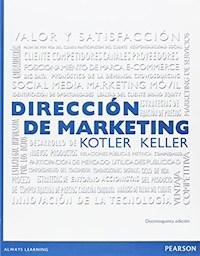 Libro Direccion De Marketing