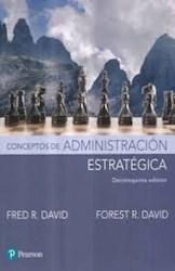 Libro Conceptos De Administracion Estrategica