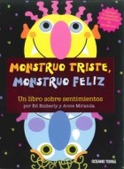 Papel Monstruo Triste Monstruo Feliz