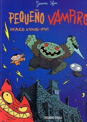 Papel Pequeño Vampiro Hace Kung-Fu