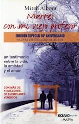 Papel MARTES CON MI VIEJO PROFESOR (BOLSILLO) (RUSTICA)