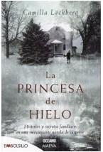 Papel LA PRINCESA DE HIELO