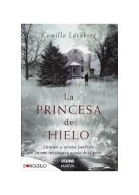 Papel Princesa De Hielo - Los Crimenes De Fjallbacka 1
