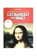 Papel DESCUBRIENDO EL MAGICO MUNDO DE LEONARDO DA VINCI (CARTONE)