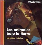 Papel LOS ANIMALES BAJO LA TIERRA
