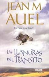 Papel LLANURAS DEL TRANSITO [HIJOS DE LA TIERRA IV] (SERIE EXPRES)