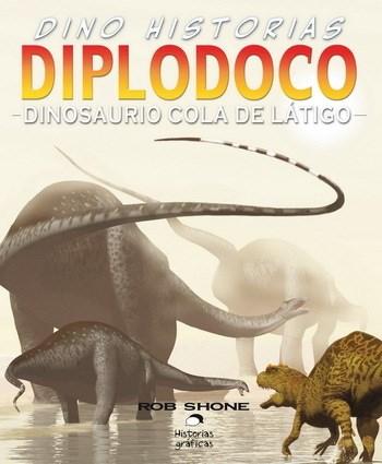 Papel Diplodoco - Dino Historias