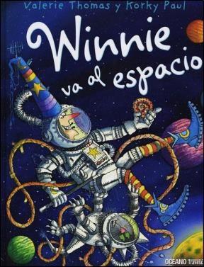 Papel Winnie Va Al Espacio