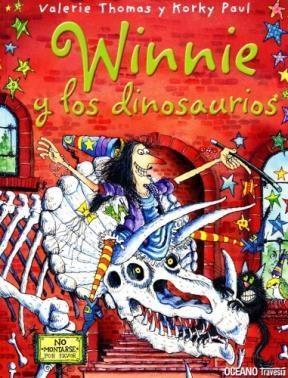 Papel Winnie Y Los Dinosaurios