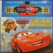 Papel Cars 2 - Cine En Casa 3-D