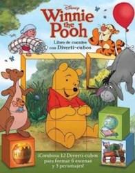 Papel Libro De Cuentos Con Diverticubos - Winnie The Pooh