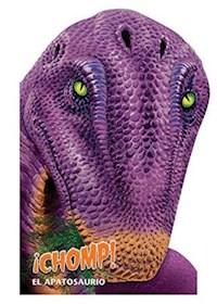 Papel ¡Chomp! El Apatosaurio