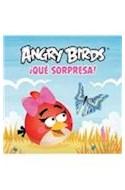 Papel ANGRY BIRDS QUE SORPRESA (CARTONE)