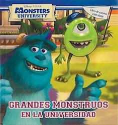 Papel Libro Con Visor Monsters University