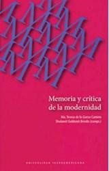 Papel MEMORIA Y CRITICA DE LA MODERNIDAD