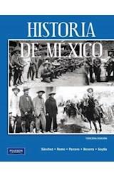 E-book Historia de México. Tercera edición