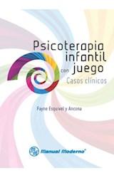 Papel PSICOTERAPIA INFANTIL CON JUEGO CASOS CLINICOS