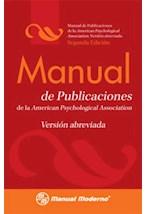 Papel MANUAL DE PUBLICACIONES (ABREVIADA)