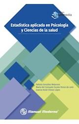 Papel ESTADISTICA APLICADA EN PSICOLOGIA Y CIENCIAS DE LA SALUD