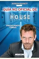Papel GUIA NO OFICIAL DE HOUSE- PERSIGUIENDO CEBRAS