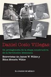 Libro Daniel Cosio Villegas: