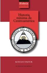 E-book Historia mínima de Centroamérica