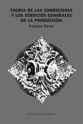 Libro Teoria De Las Condiciones Y Los Servicios General