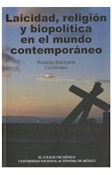 Papel LAICIDAD, RELIGION, Y BIOPOLITICA EN EL MUND