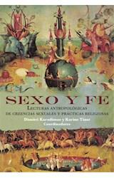 Papel SEXO Y FE . LECTURAS ANTROPOLOGICAS DE CREEN
