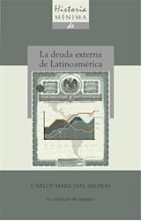 Papel HISTORIA MINIMA DE LA DEUDA EXTERNA DE LATIN